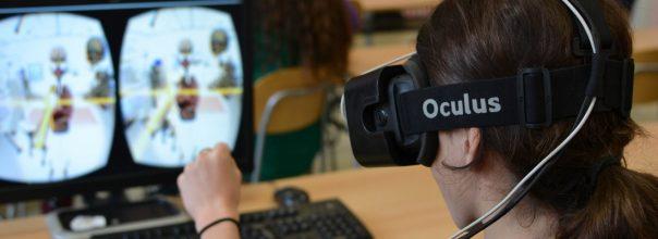 Oculust Rift dans les salles de classe, le prochain niveau de l'éducation immersive